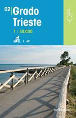 Grado, Trieste 1:35.000