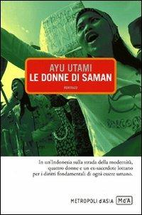 Le donne di Saman - Ayu Utami - copertina