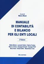 Manuale di contabilità e bilancio per enti locali