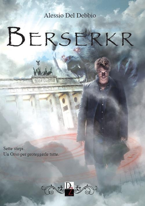 Berserkr - Alessio Del Debbio - copertina