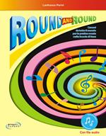 Round and round. Con File audio in streaming