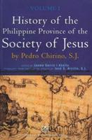 History of the  Philippine Province of the Society of Jesus: Volume 1