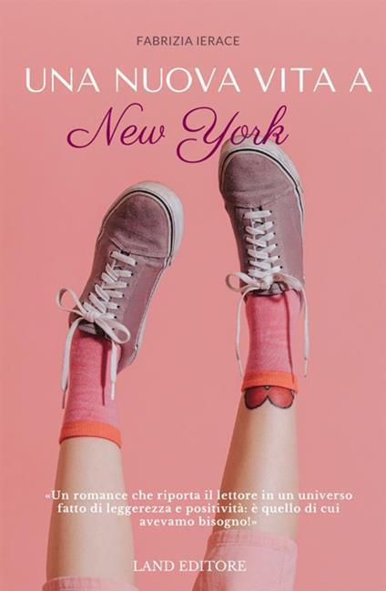 Una nuova vita a New York - Fabrizia Ierace - copertina